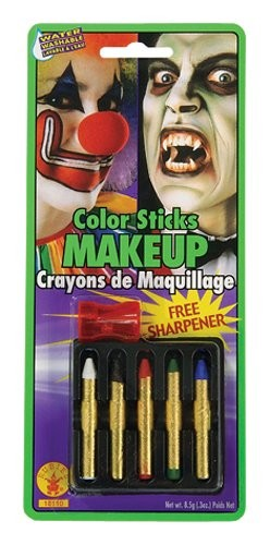 Image de Ensemble De Crayons De Maquillages 8.5g