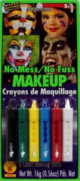 Image de Ensemble De Crayons De Maquillages 12g